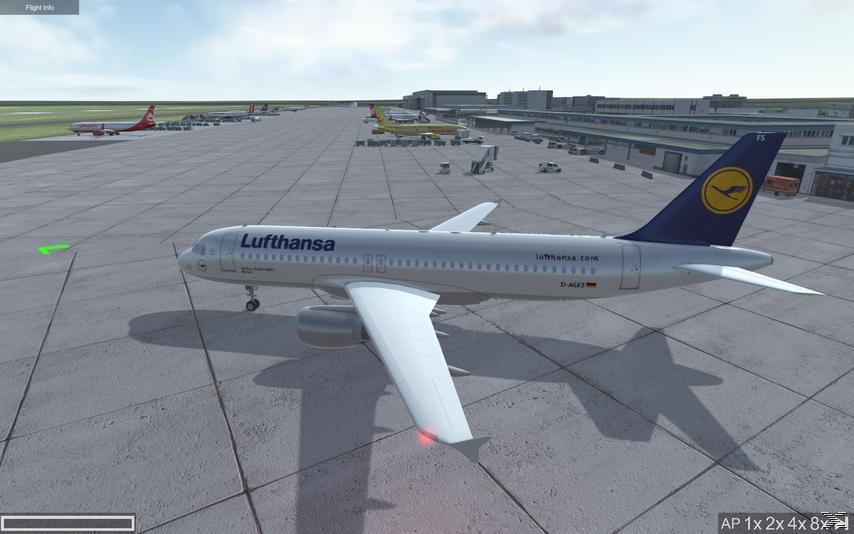 Euro Flug-Simulator - PC