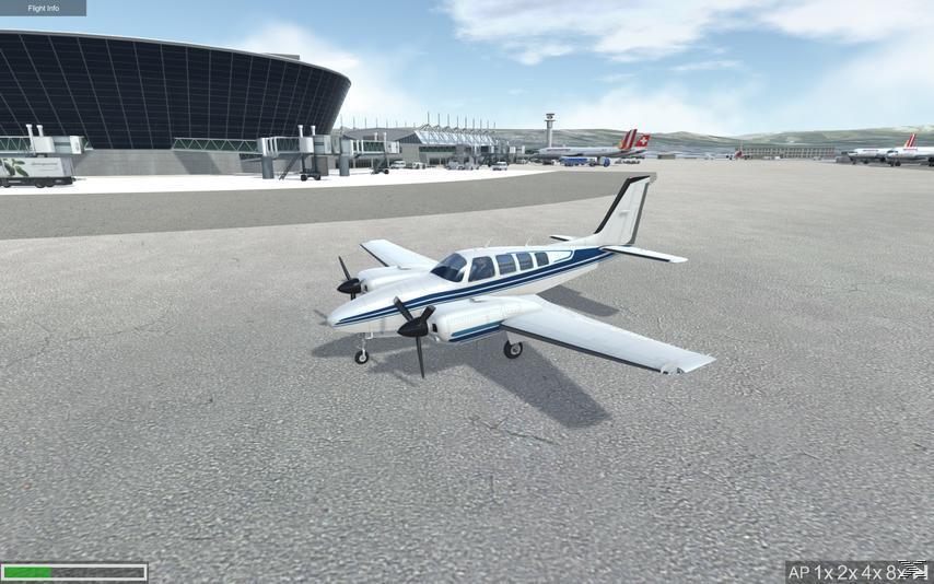 Urlaubsflug Simulator - PC