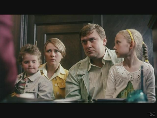 DIE KLEINEN BANKRÄUBER (SPIELFILM) - (DVD)