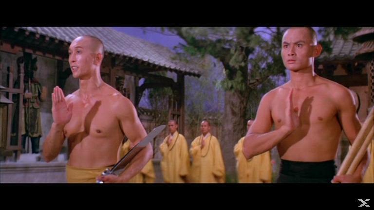 Die 36 Kammern der Shaolin [3D Blu-ray]