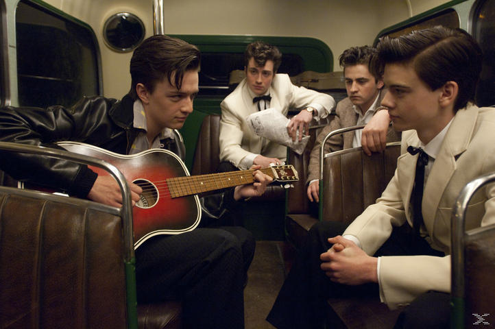 NOWHERE BOY (GROSSE KINOMOMENTE 3) - (DVD)