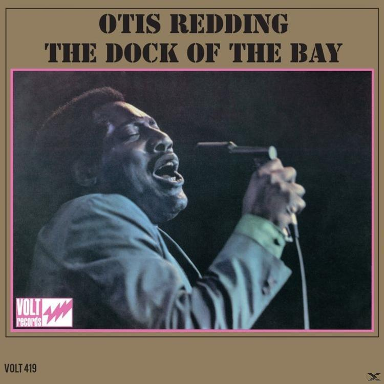 DOCK OF THE BAY (LP)