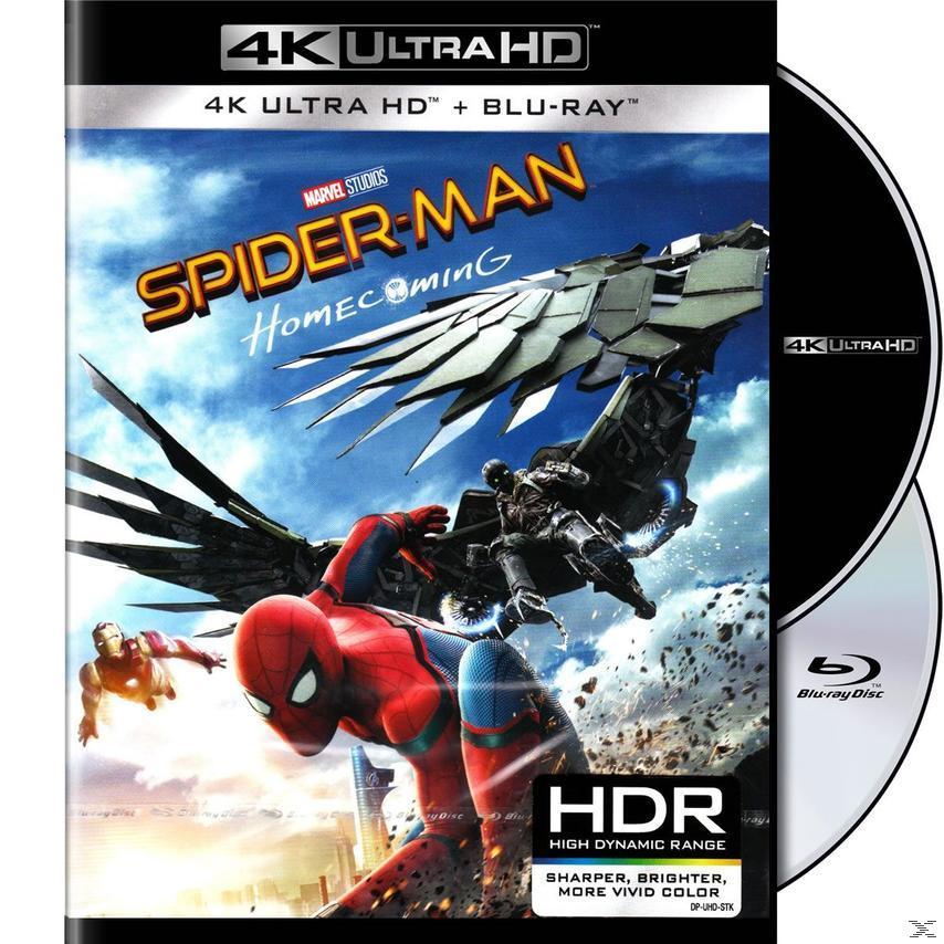 4K SPIDER-MAN:ΕΠΙΣΤΡΟΦΗ ΣΤΟΝ ΤΟΠΟ[BLU RA