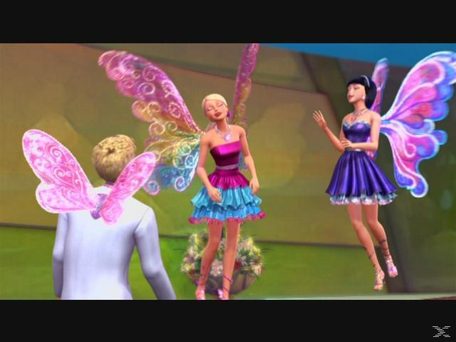 Barbie - Die geheime Welt der Glitzerfeen - (DVD)