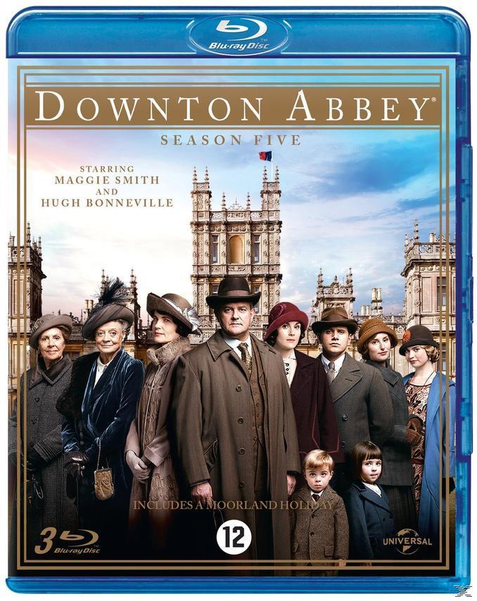 DOWNTON ABBEY -SEASON 5 (BLURAY)