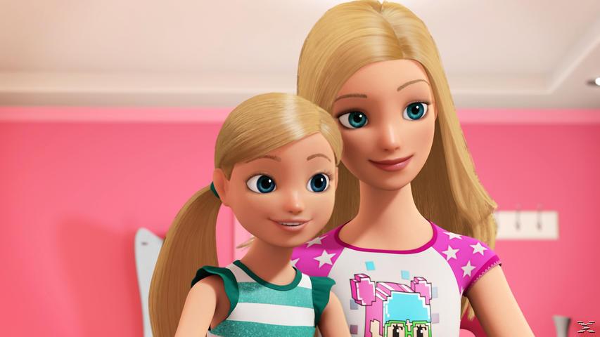 Barbie Die Videospiel-Heldin - (DVD)