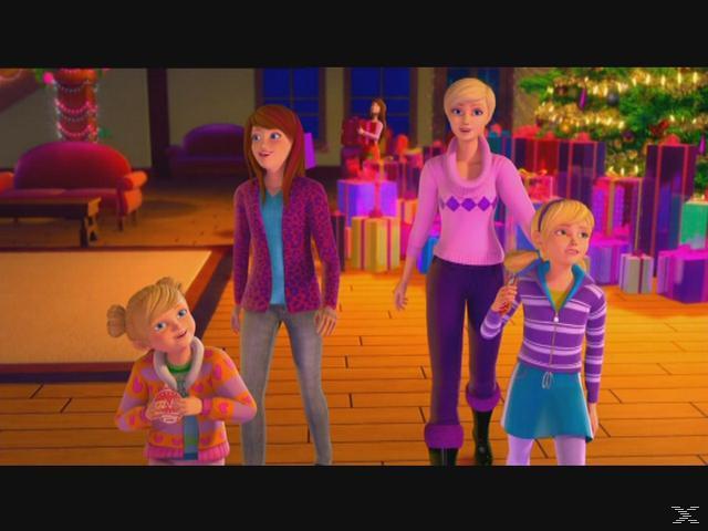 Barbie-Zauberhafte Weihnachten [DVD]