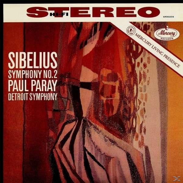 SIBELIUS: SYMPHONY NO.2 IN (LP)