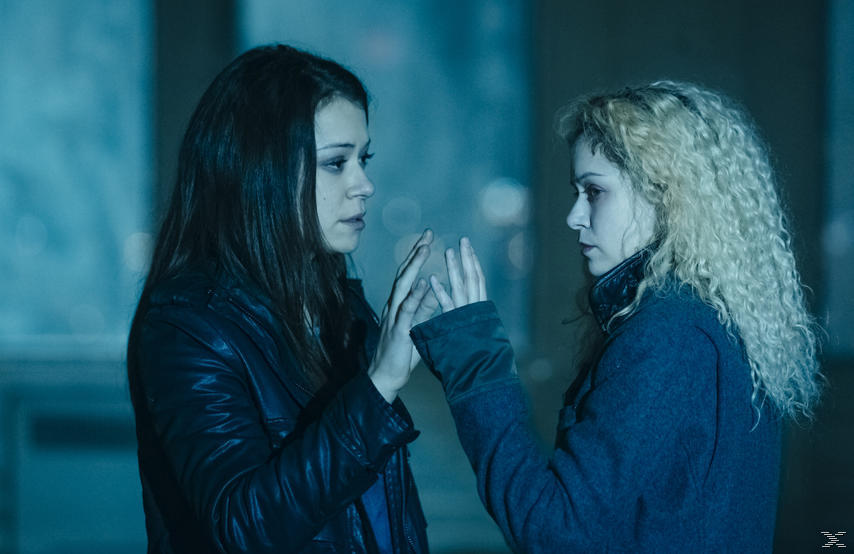 Orphan Black - Staffel 2 - (DVD)