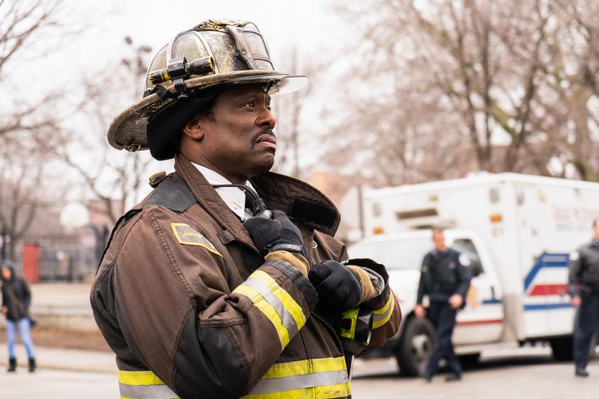 Chicago Fire - Staffel 7 [DVD]