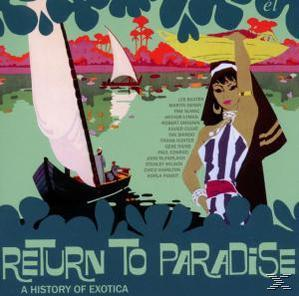 Return To Paradise - A History Of Exotica
