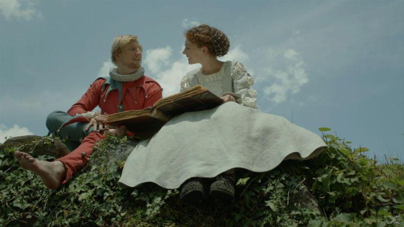 Das Märchen von der Prinzessin, die unbedingt in einem Märchen vorkomm [Blu-ray]