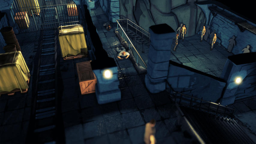 Jagged Alliance: Rage! (Xbox One)