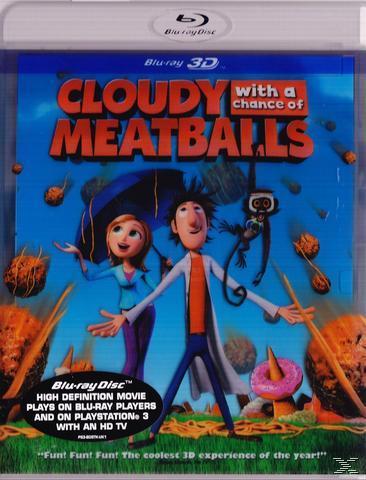 Βρέχει Κεφτέδες 3d-Edition