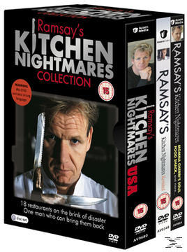 RAMSAYS NIGHTMARES COLLECTION