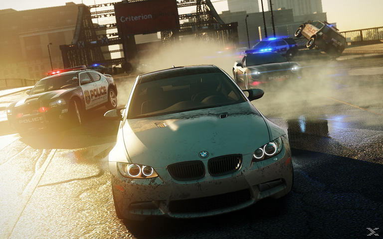 Need For Speed - Most Wanted 2012 - PlayStation 3