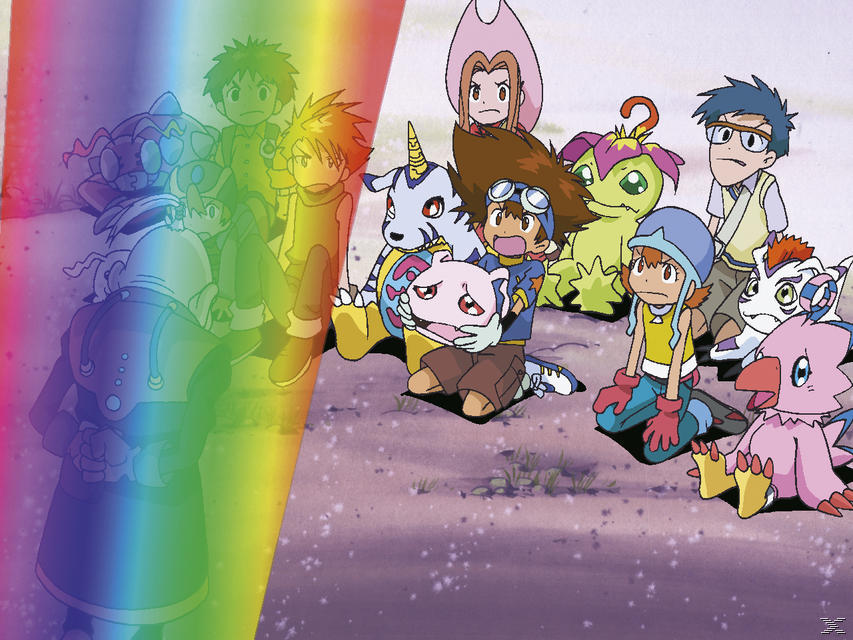 Digimon Adventure - Staffel 1.1 - (DVD)