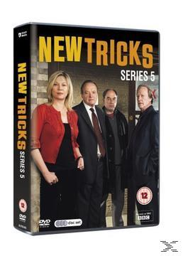 New Tricks: Series 5 Dvd-Box