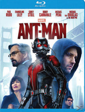 ANT-MAN [BLU RAY]