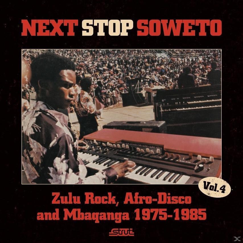 NEXT STOP SOWETO 4:ZULU (3LP)