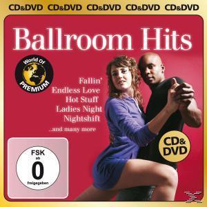 BALLROOM HITS (CD+DVD)