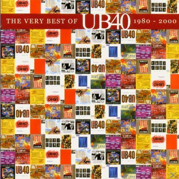 Best Of Ub40, The Very