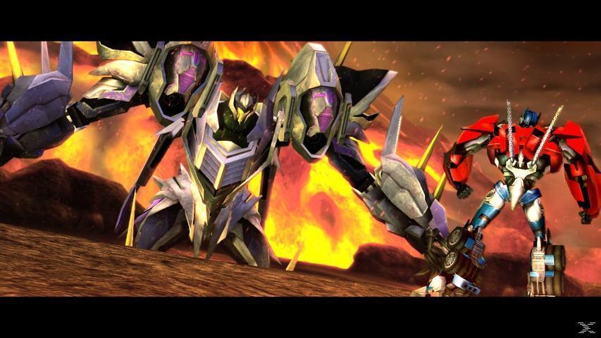 Transformers: Prime - Nintendo 3DS