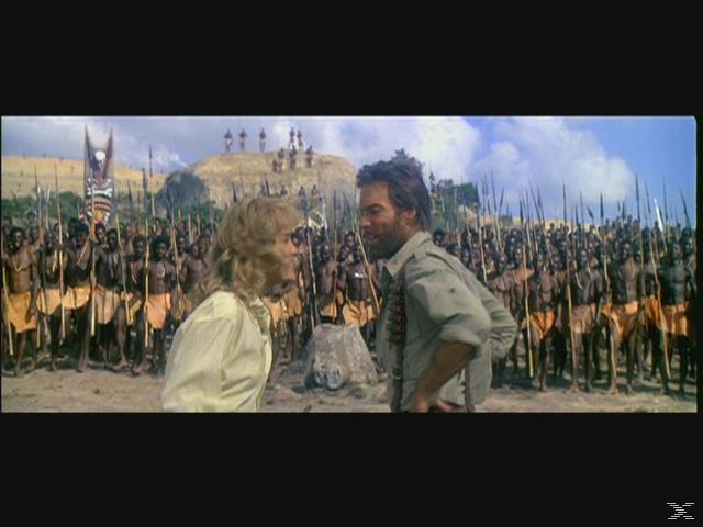 Οι θησαυροί του βασιλιά Σολομώντα DVD