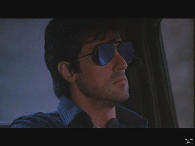 Die City Cobra [Blu-ray]