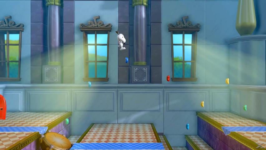 Snoopys Große Abenteuer - Nintendo Wii U