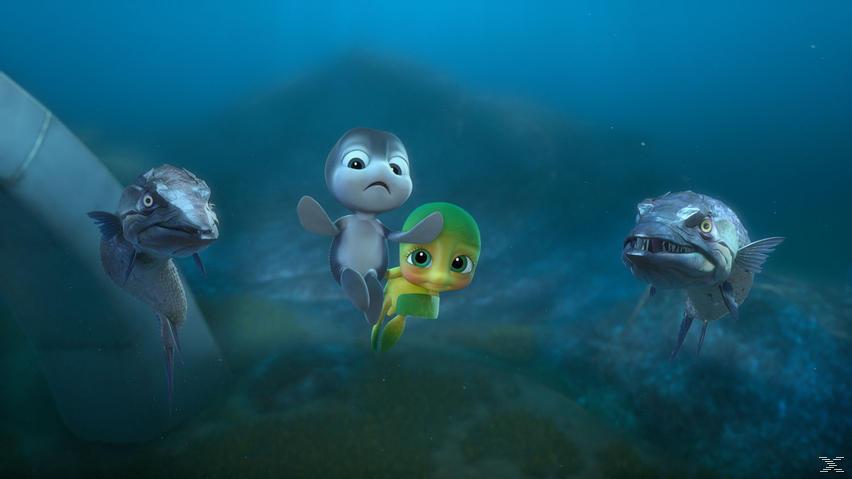 Sammys Abenteuer 2 (3D) Animation/Zeichentrick Blu-ray 3D