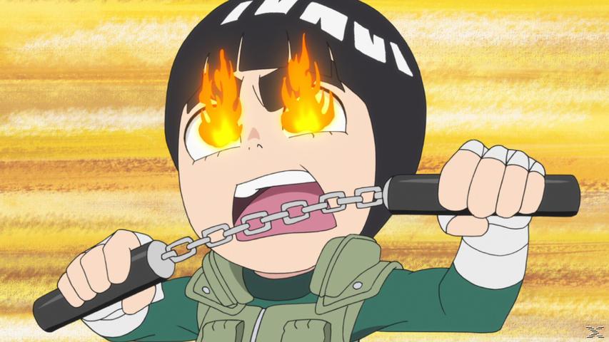 Naruto Spin-Off Rock Lee und seine Ninja-Kumpels - Vol 1 (Episoden 1-13) - (DVD)