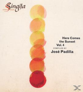 Here Comes The Sunset Vol.4 - Compiled By Jose Padilla