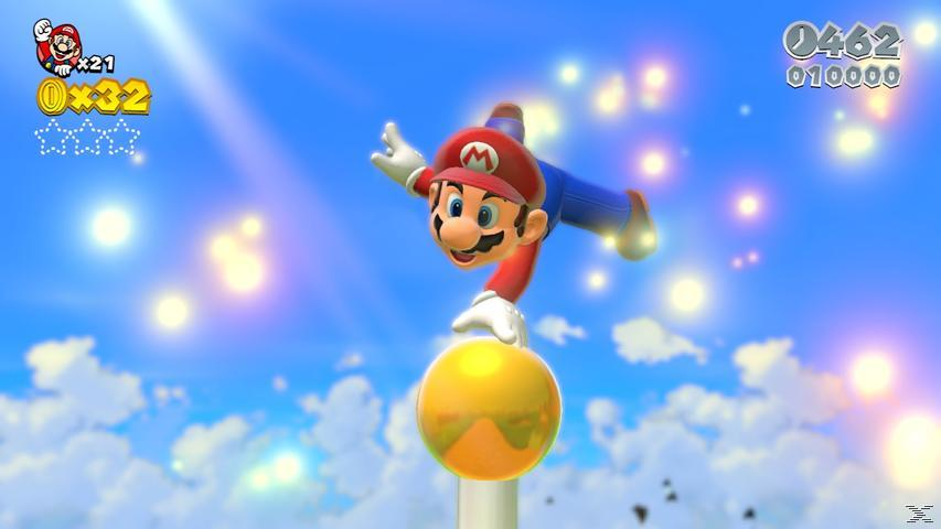 Super Mario 3D World Selects [Nintendo Wii U]