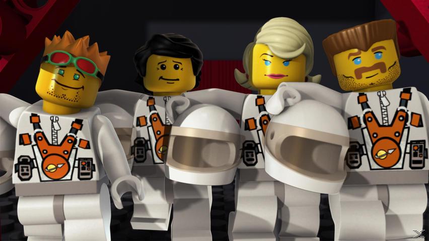 Lego®: Die Abenteuer von Clutch Powers [DVD]