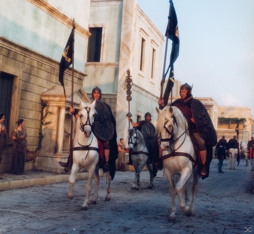 Die größten historischen Freiheitskämpfe - El Cid, 1572 - Die Schlacht um Holland, Robert The Bruce [DVD]