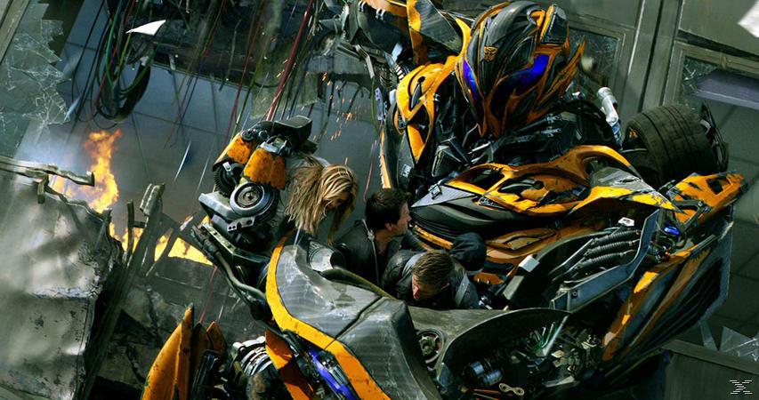 Transformers 4: Ära des Untergangs - (3D Blu-ray (+2D))