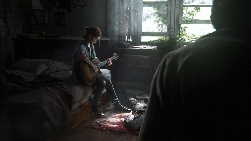 PS4 Last of Us Part II