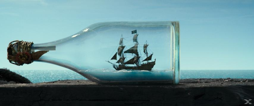 Pirates of the Caribbean: Salazars Rache - (DVD)