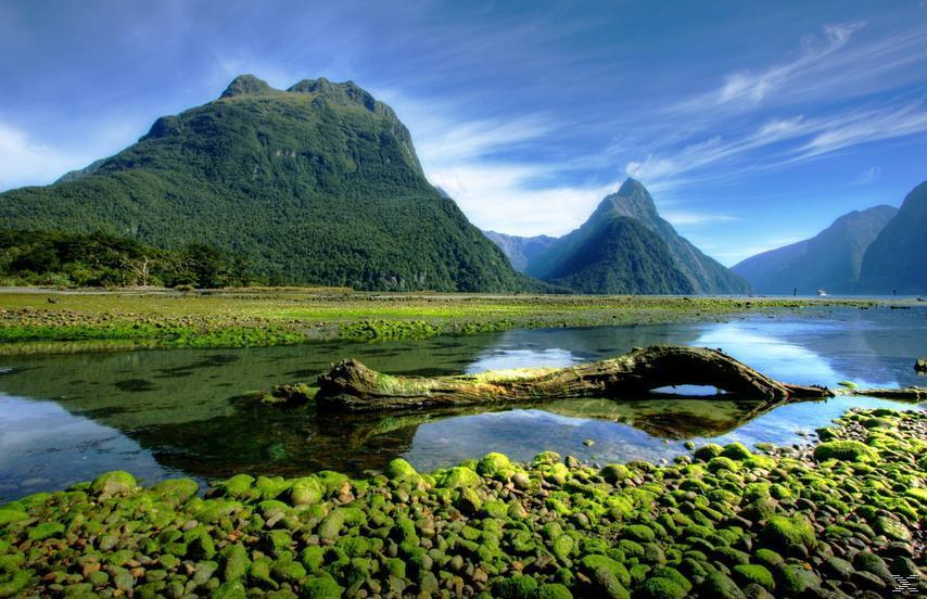 Neuseeland 3D - (3D Blu-ray)