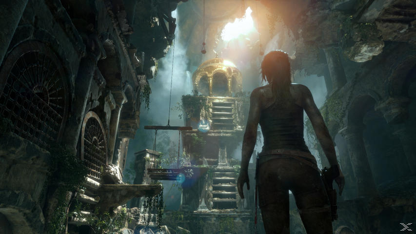 Rise of the Tomb Raider (20 Year Celebration D1 Edition) [PC]