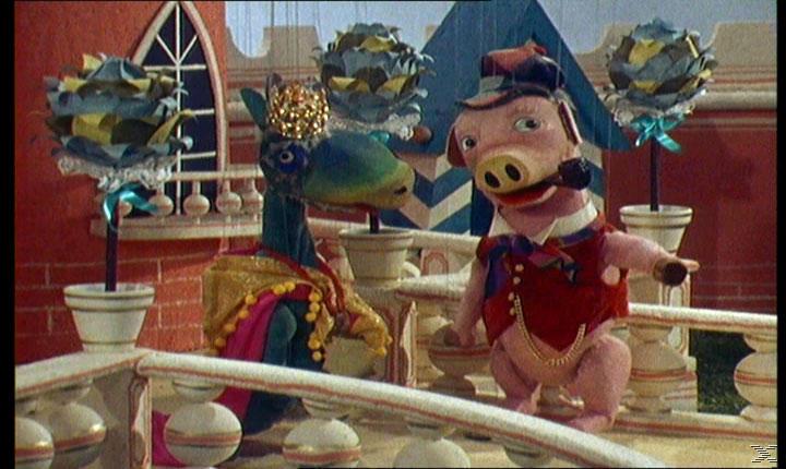 Augsburger Puppenkiste - Urmel spielt im Schloss [DVD]