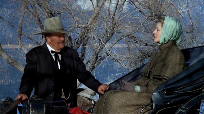Der Shootist - Der letzte Scharfschütze - John Wayne Collection Teil 6 - (Blu-ray)
