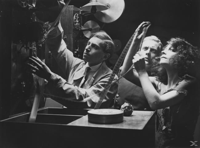 HAMLET&DIE FILMPRIMADONNA - EDITION FILMMUSEUM 37 [DVD]