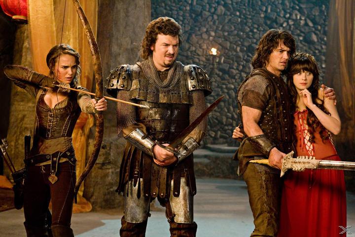 Your Highness - Schwerter, Joints und scharfe Bräute - (Blu-ray)