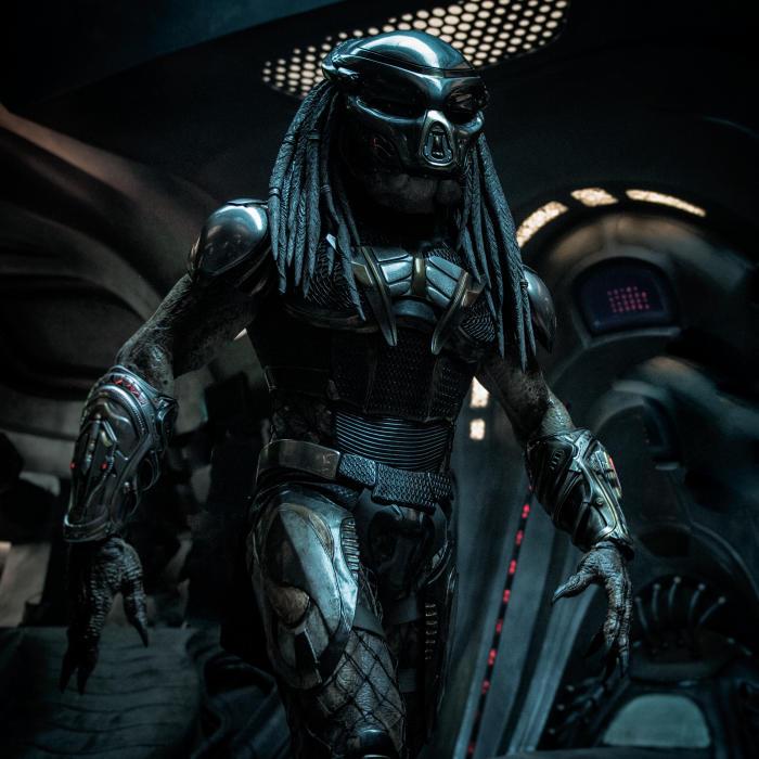 Predator Upgrade Action Blu-ray