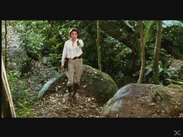 TARZAN UND DIE VERLORENE STADT [DVD]
