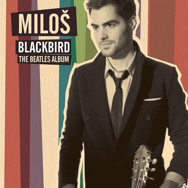 BLACKBIRD-THE BEATLES ALBUM (LP)