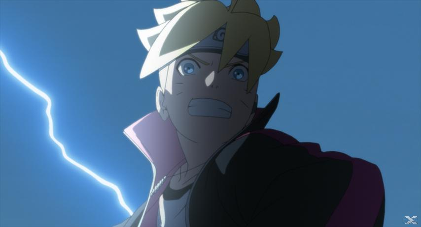 Boruto - Naruto The Movie - (Blu-ray)