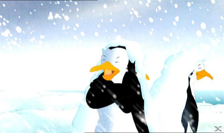 Der kleine Eisbär - Besuch vom Südpol [DVD]